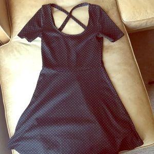 H&M // Polka Dot Dress